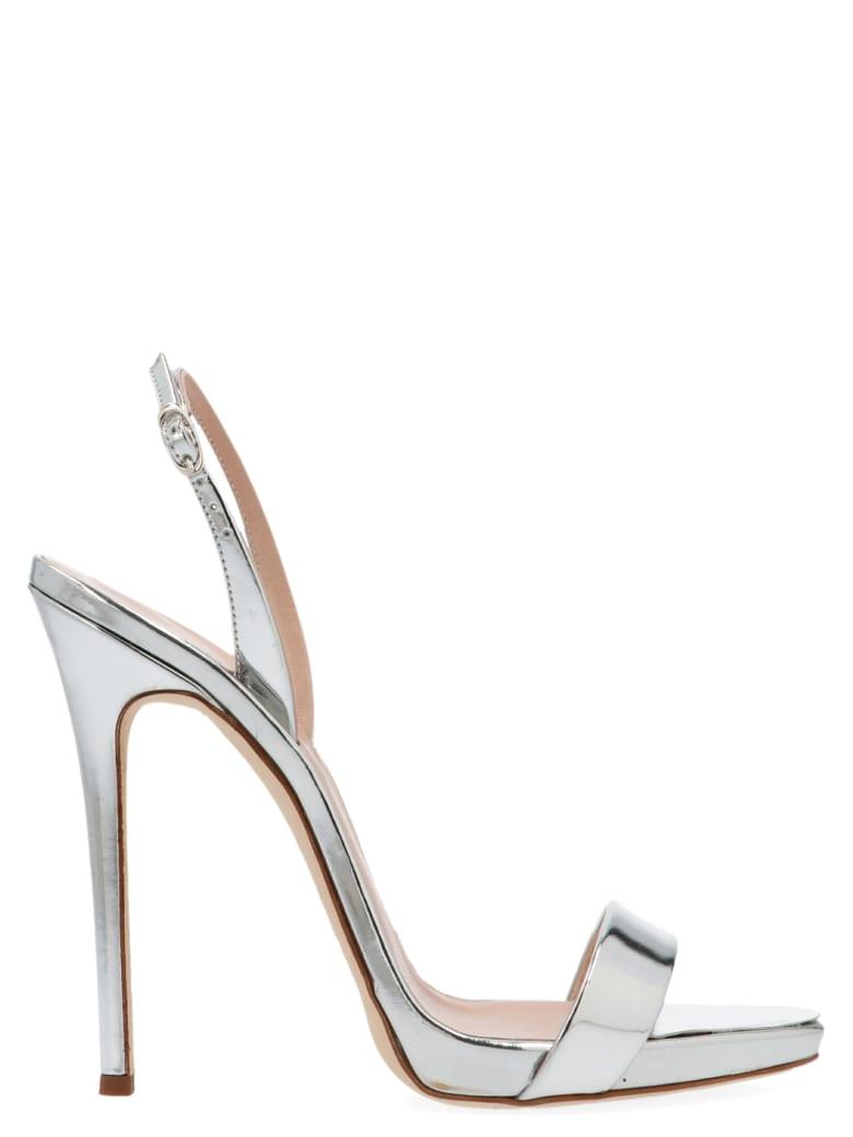 Giuseppe Zanotti 'sofia' Shoes - Silver