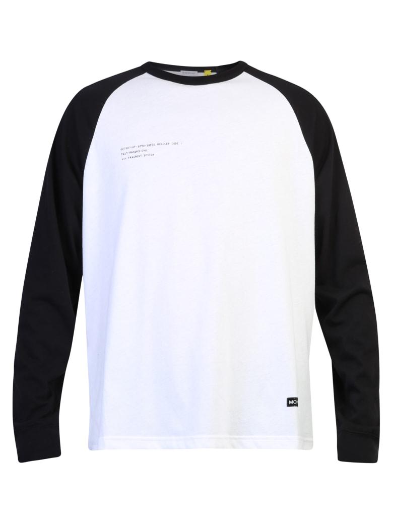 Moncler Genius Printed T-shirt - White