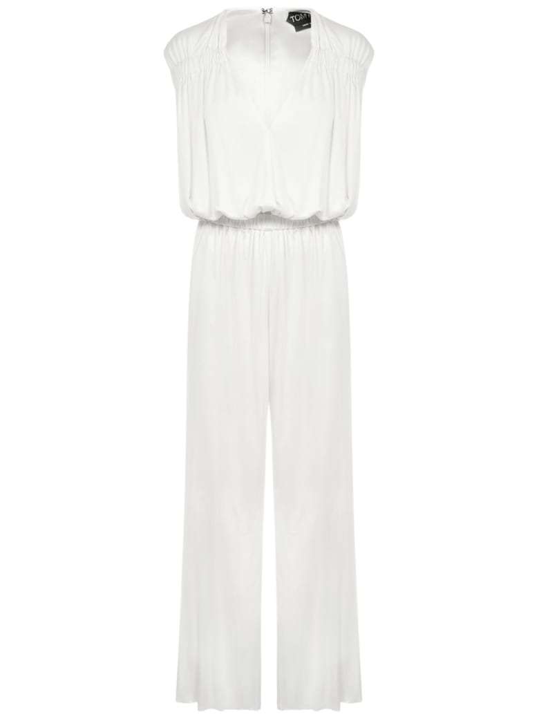 Tom Ford Jumpsuit - White