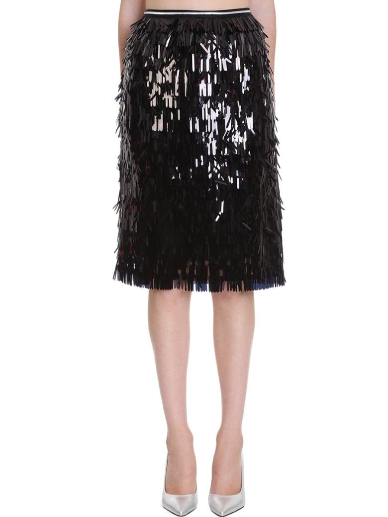 TPN3 Skirt In Black Tech/synthetic - black