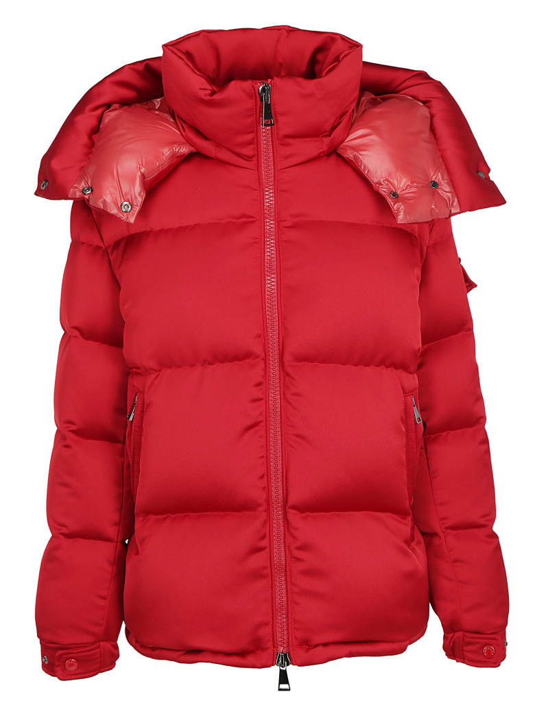 Moncler Wil Down Jacket - Red