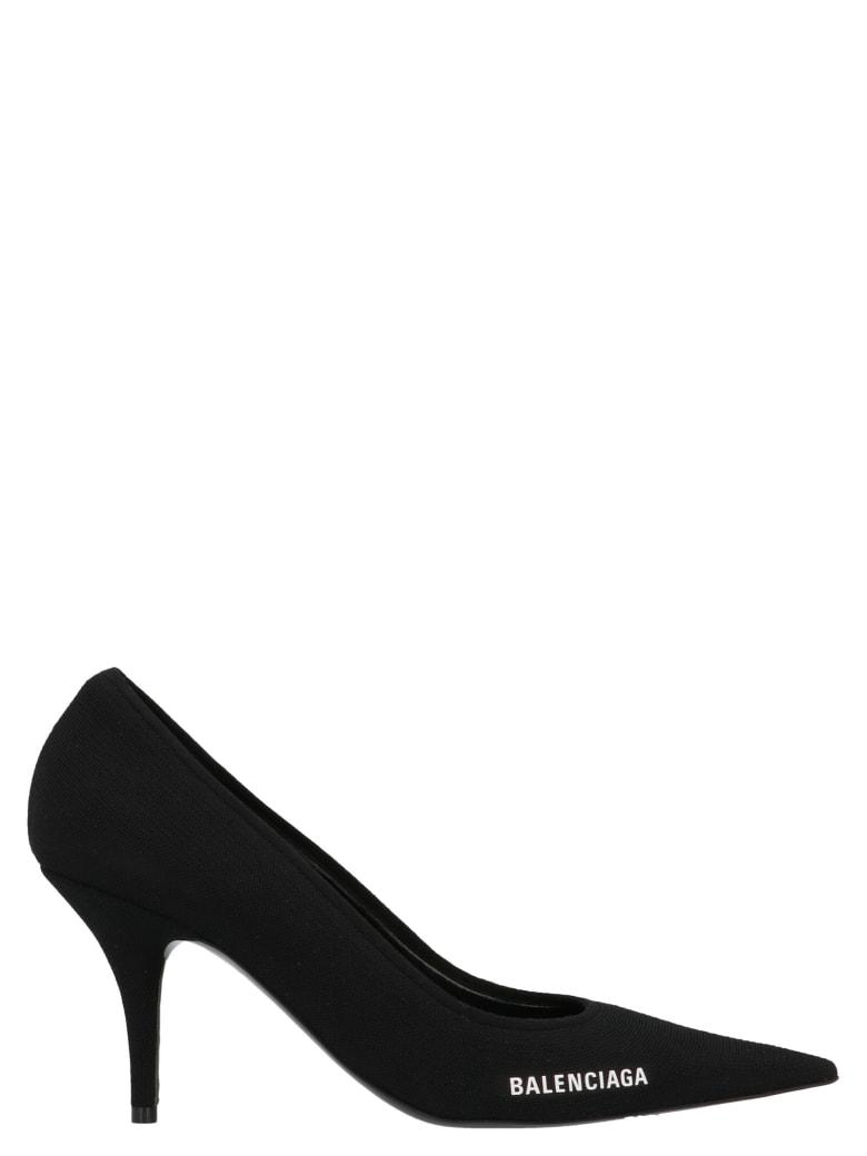 Balenciaga 'knife' Shoes - Nero