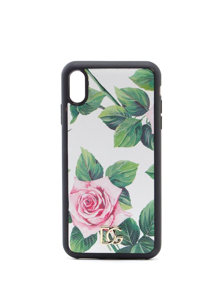 Dolce & Gabbana Phone Cover - C Rosa Fdo Panna