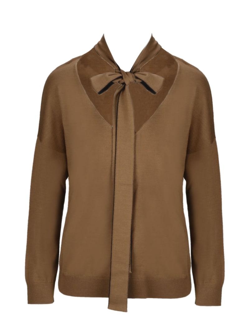 RED Valentino Sweater - Brown