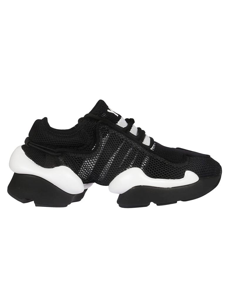 Y-3 Kaiwa Pod Sneakers - black
