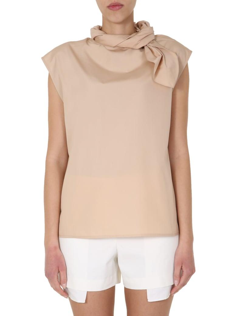 Givenchy Regular Fit Top - BEIGE
