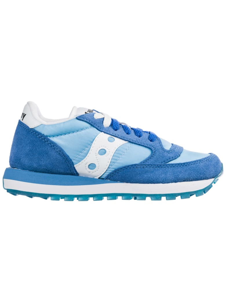 Saucony  Shoes Suede Trainers Sneakers Jazz O - Blu