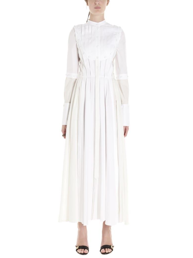 Alexander McQueen Dress - White
