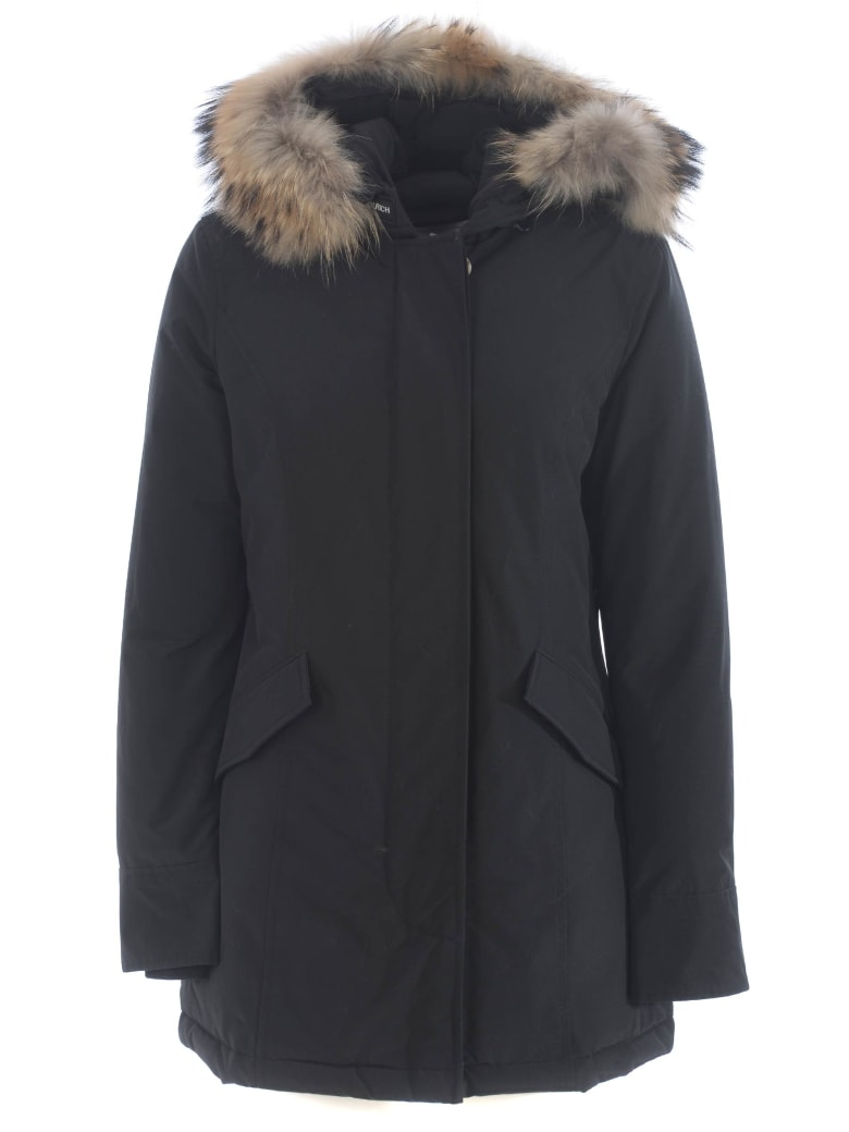 Woolrich Coat - Nero