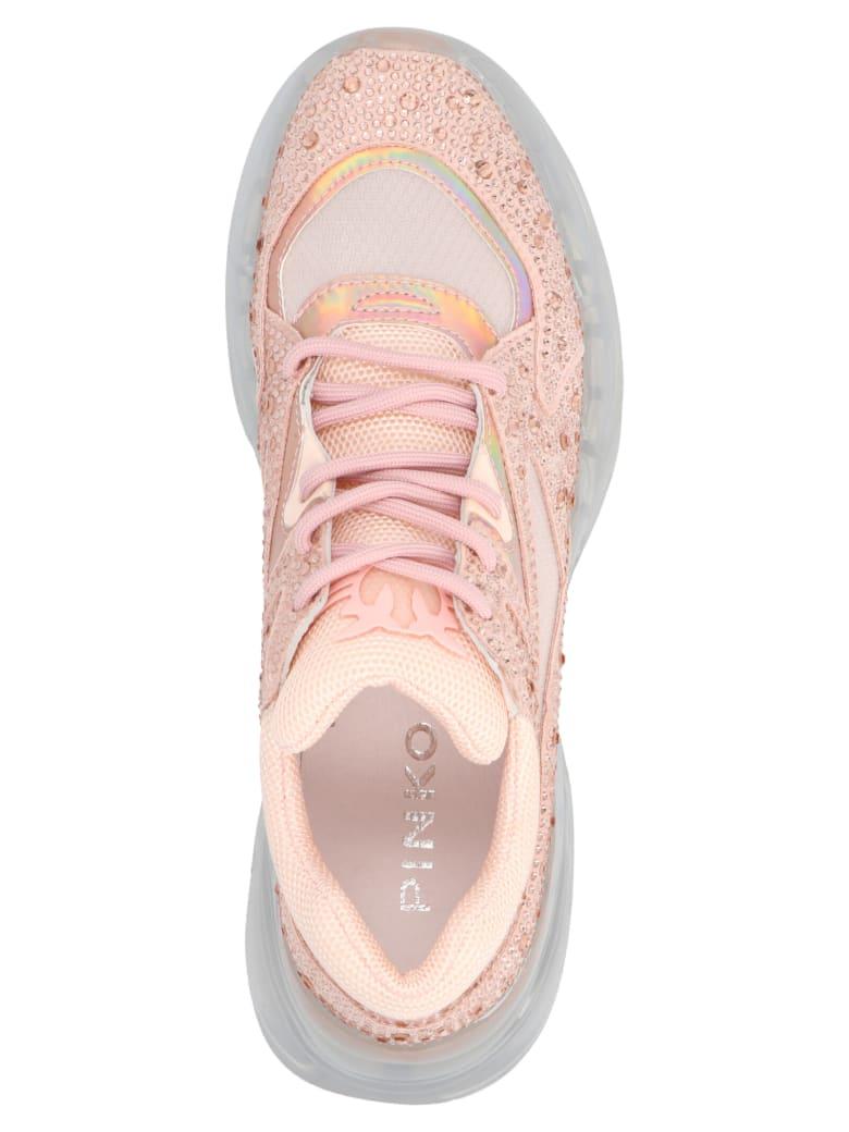 Pinko 'rubino Diamond' Shoes - Gold