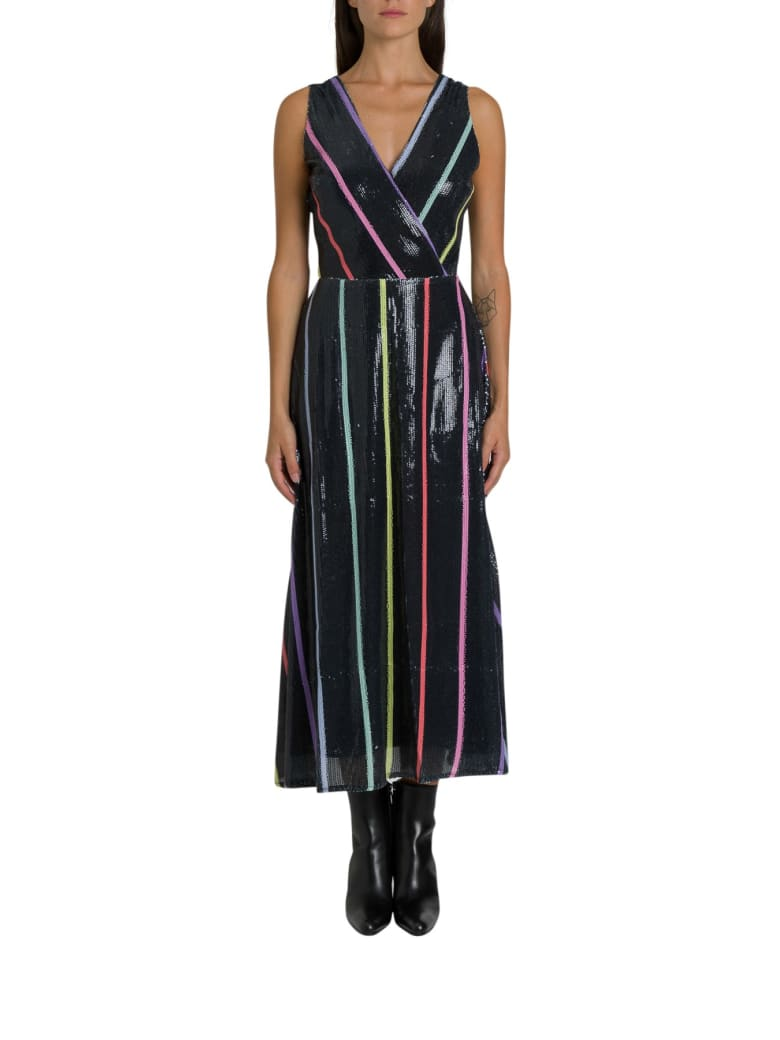 Olivia Rubin Thea Dress - Black