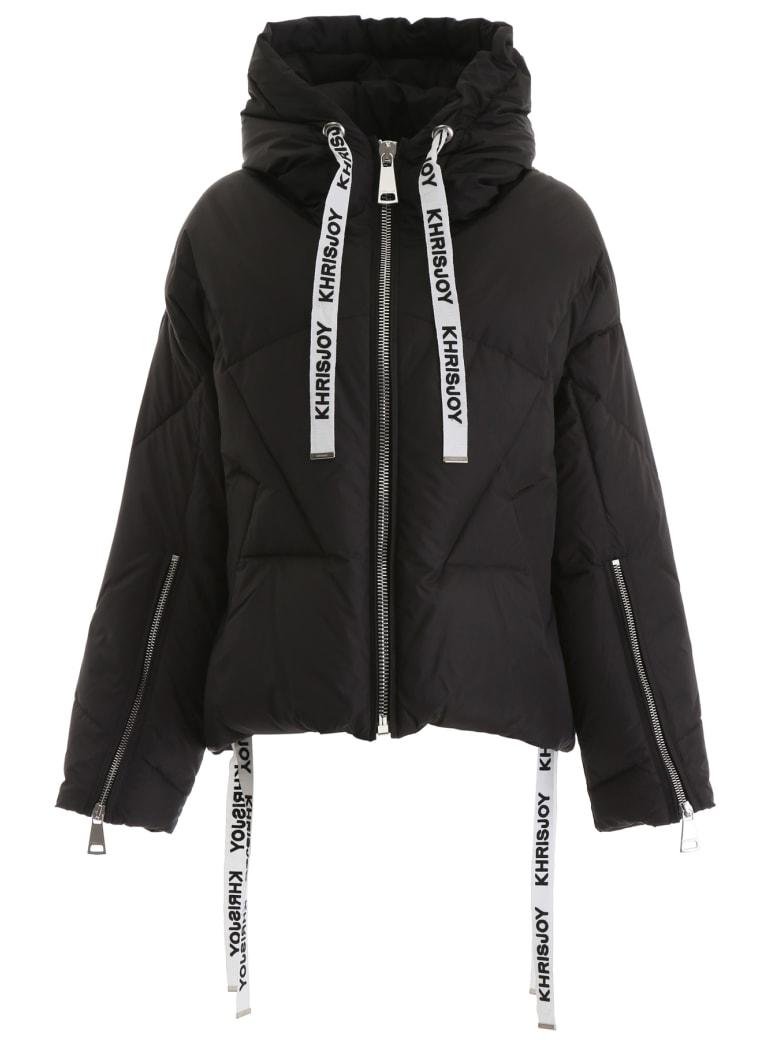 Khrisjoy Khris Puffer Jacket - BLACK (Black)