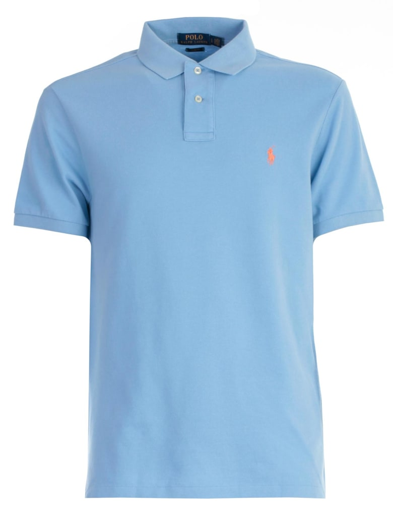 free shipping 4d149 12391 Best price on the market at italist   Polo Ralph Lauren Polo Ralph Lauren  Embroidered Polo Shirt