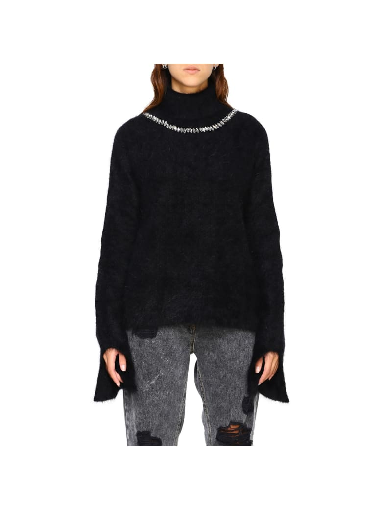 MARCOBOLOGNA Marco Bologna Sweater Sweater Women Marco Bologna - black