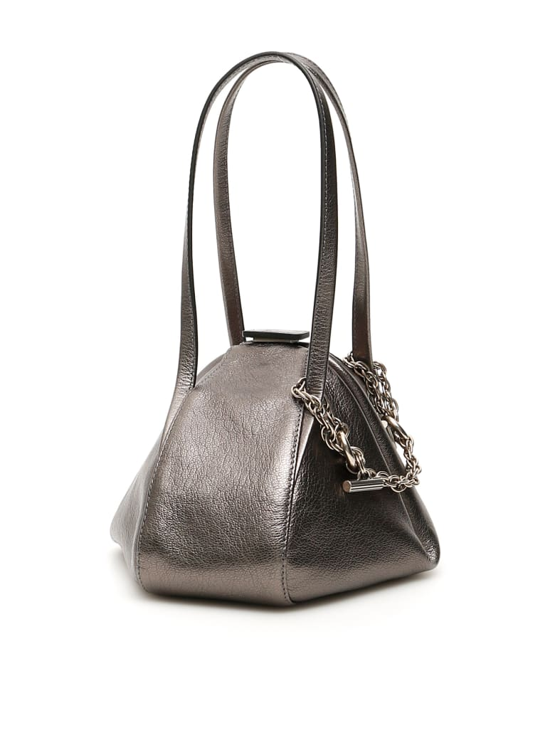 Rodo Shoulder Bag - FERRO (Metallic)