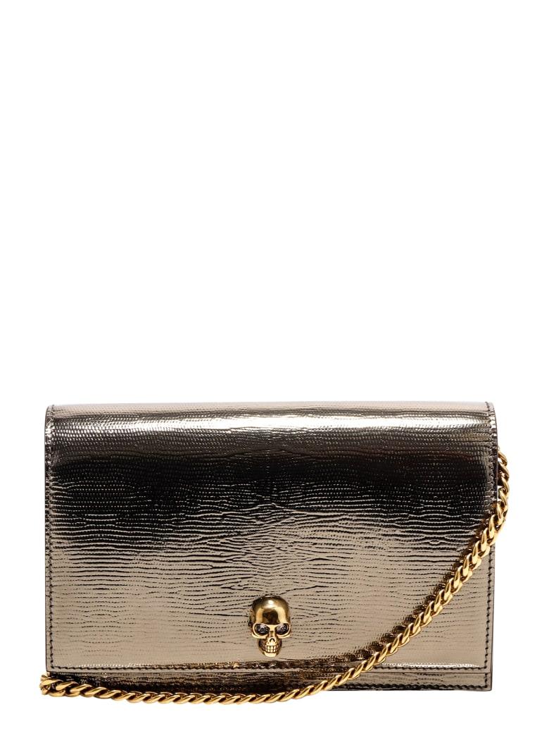 Alexander McQueen Shoulder Bag - Silver