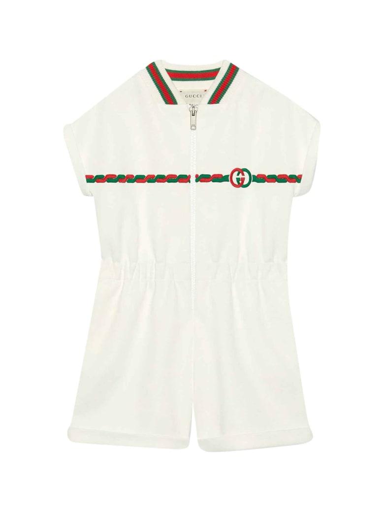 Gucci White Suit - Bianco/multicolor