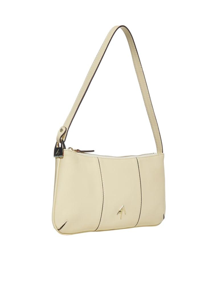 MANU Atelier Pita Leather Bag - Vanilla