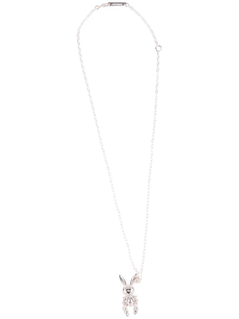 AMBUSH Necklace - Silver