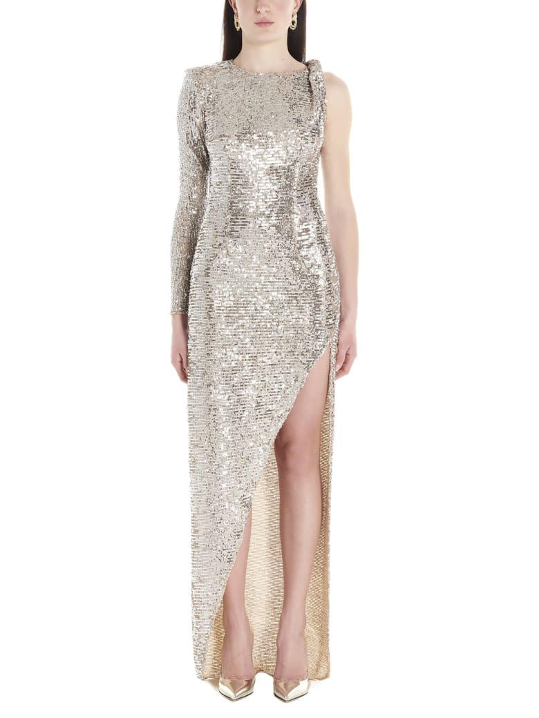 Nervi 'kendall' Dress - Silver