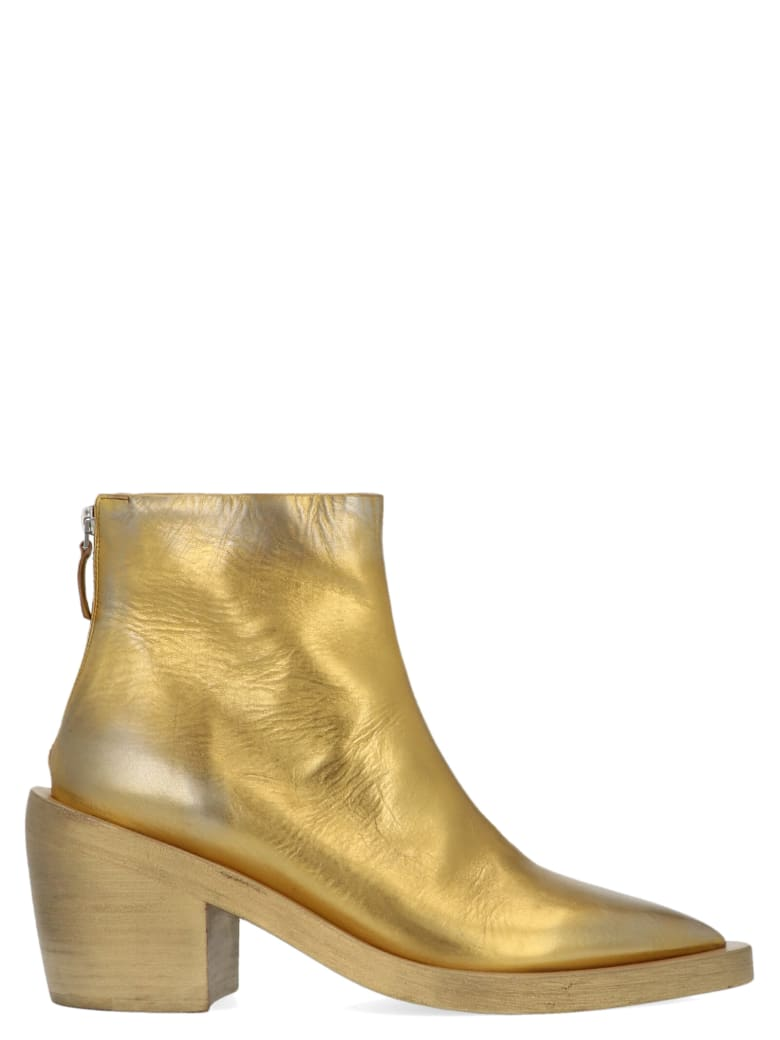 Marsell 'coneros' Shoes - Gold