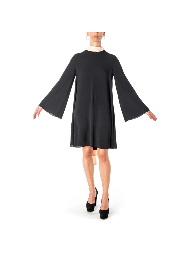 Be Blumarine Dress - Black - baby pink