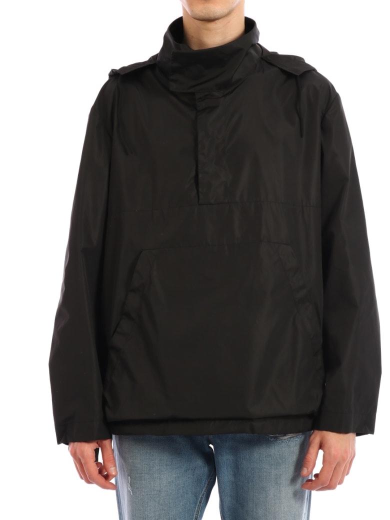 Valentino Nylon Jacket V Logo Dreamers - Black