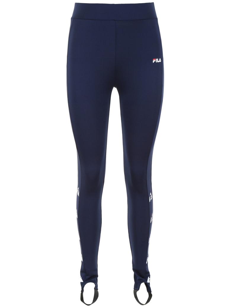 Fila Rose Leggings - BLACK IRIS (Blue)