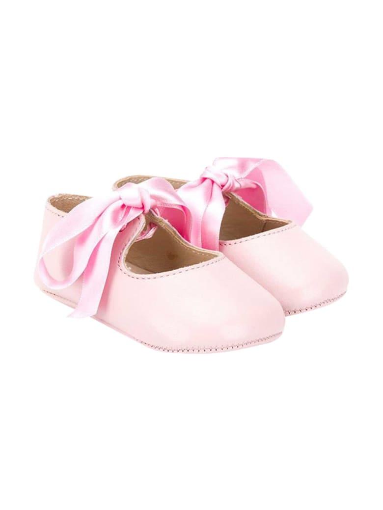 Gallucci Pink Ballet Flats - Rosa