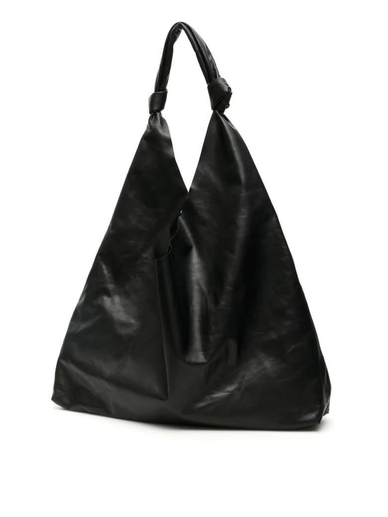 The Row Bindle Two Bag - BLACK (Black)