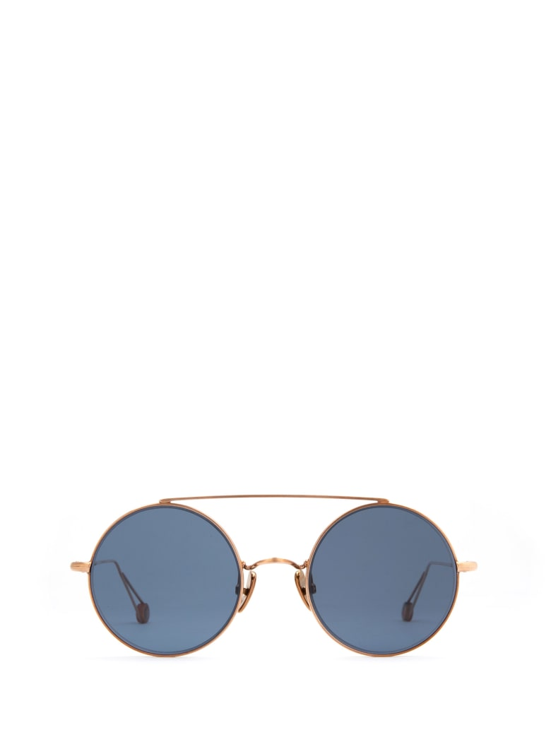 AHLEM Ahlem Place Des Vosges Rose Gold Sunglasses - ROSE GOLD