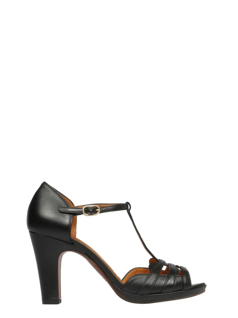 Chie Mihara Sandals - Alfa Negro