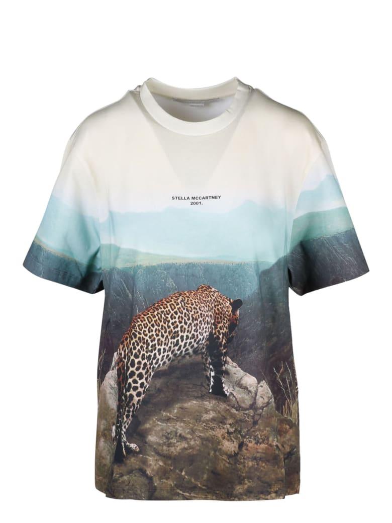 Stella McCartney Short Sleeve T-Shirt - Multicolour
