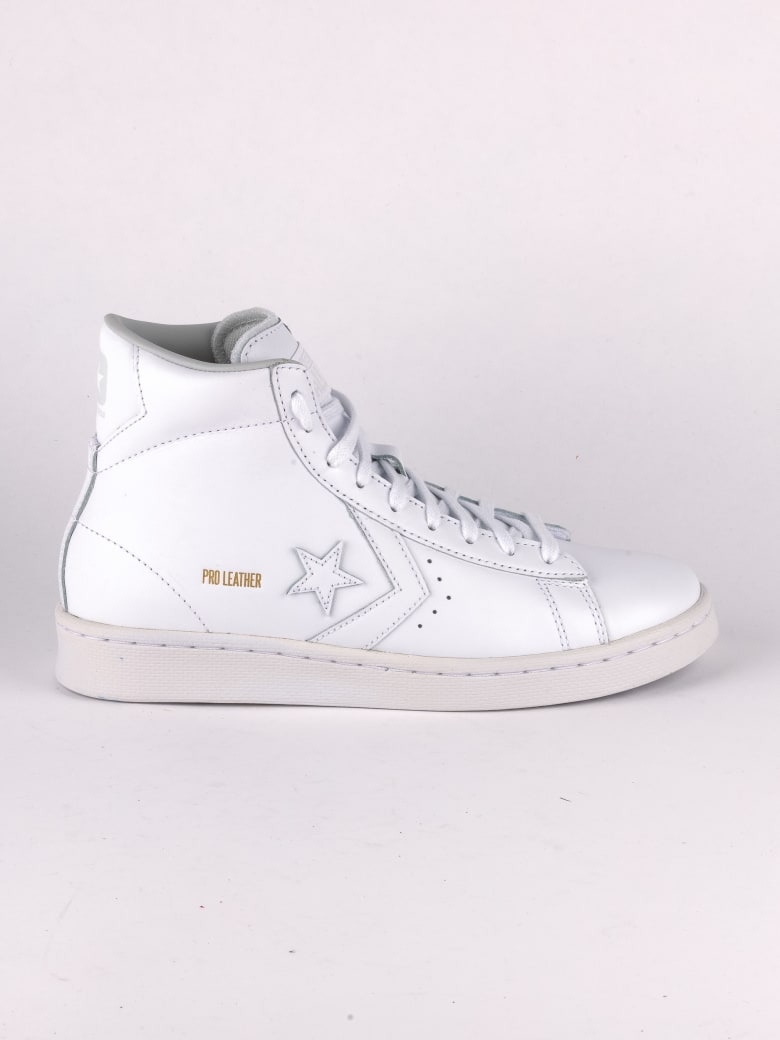 Converse Pro Leather - White/white/white