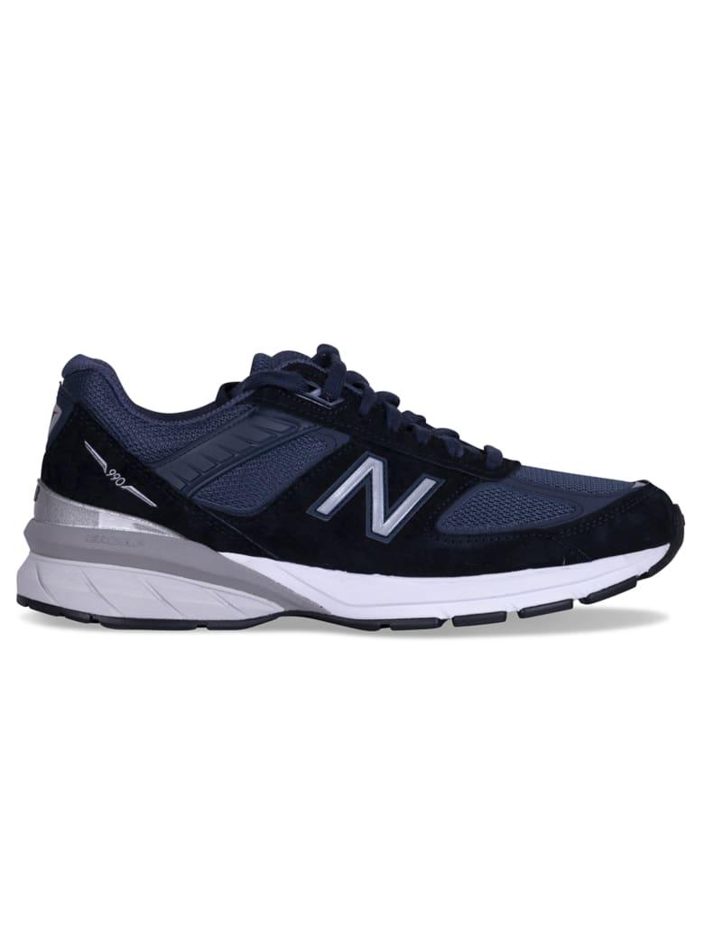 new balance 574 white blu navy