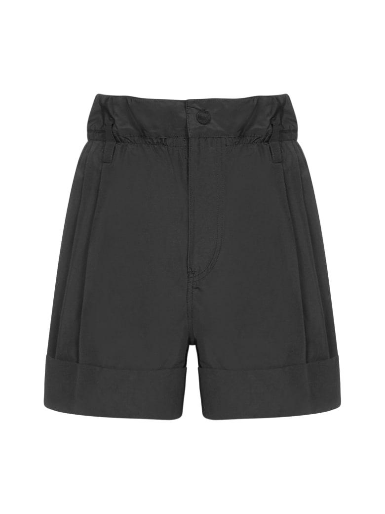 Moncler Nylon Shorts - Nero