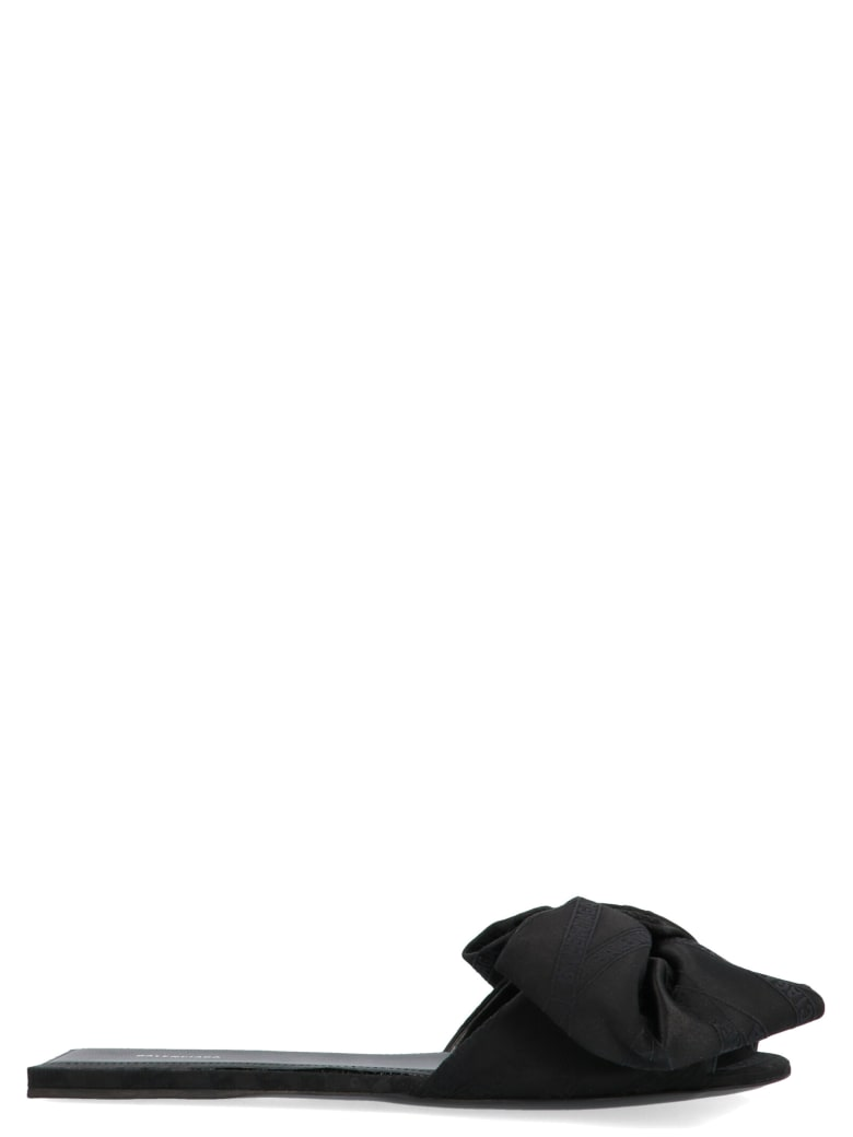 Balenciaga 'square Knife Bow' Shoes by Balenciaga