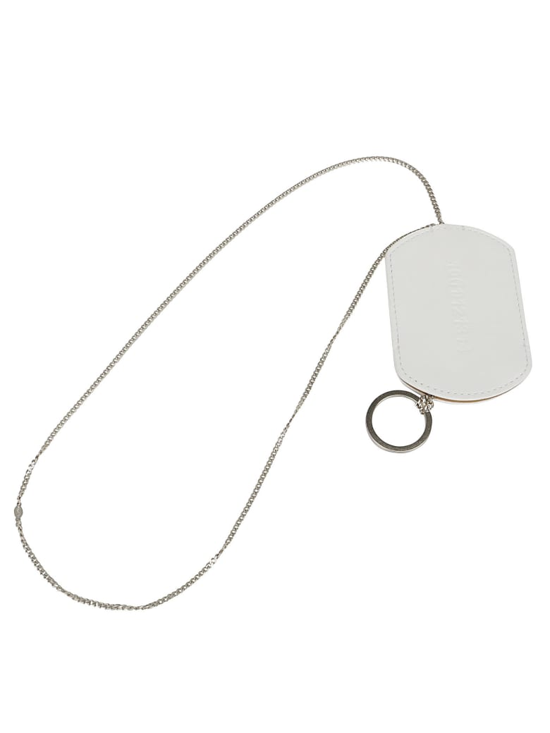 Maison Margiela Necklace - White