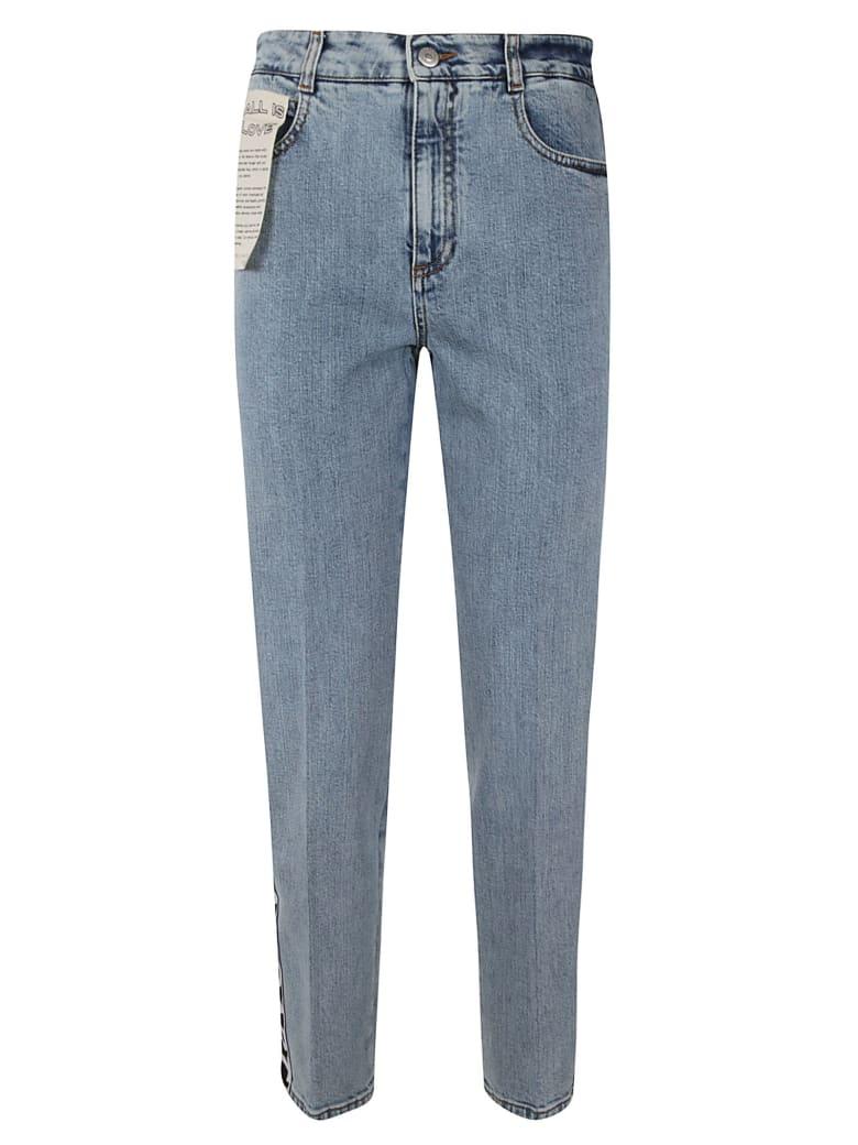 Stella McCartney Classic Jeans - Retro blue