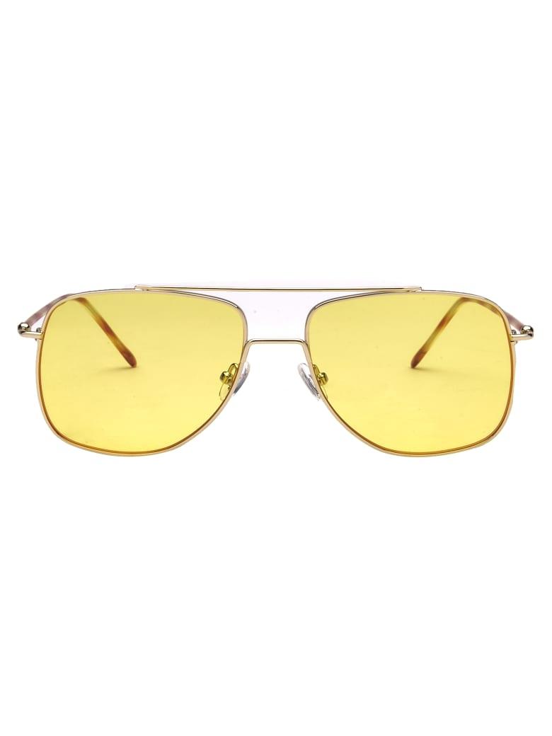 Spektre Sunglasses - Oro/giallo Pastello