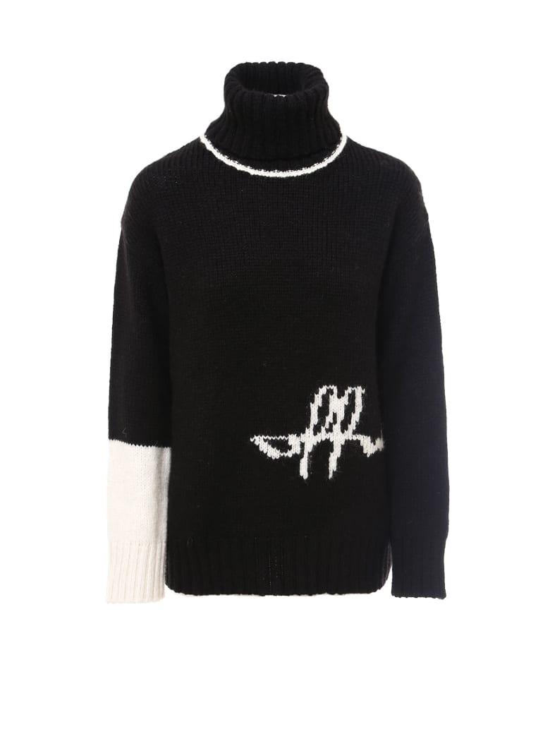 Off-White Sweater - Nero