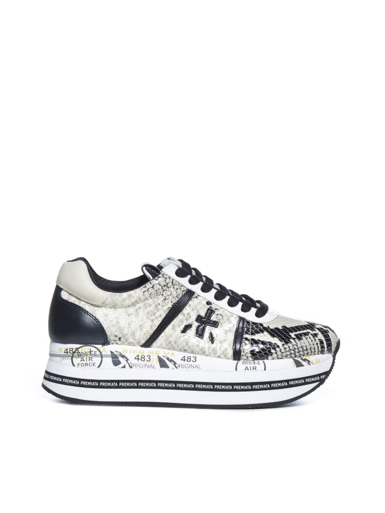 Premiata Sneakers - Stampa pitone