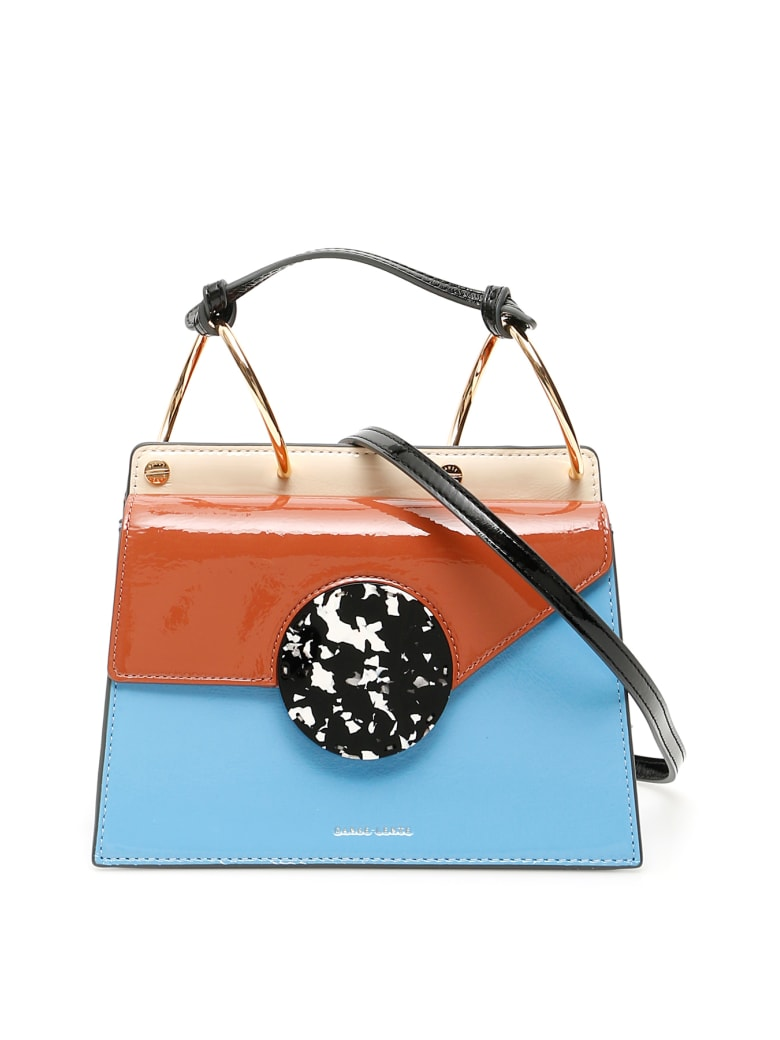 DANSE LENTE Phoebe Bis Bag - CELESTIAL ROSEWOOD (Light blue)