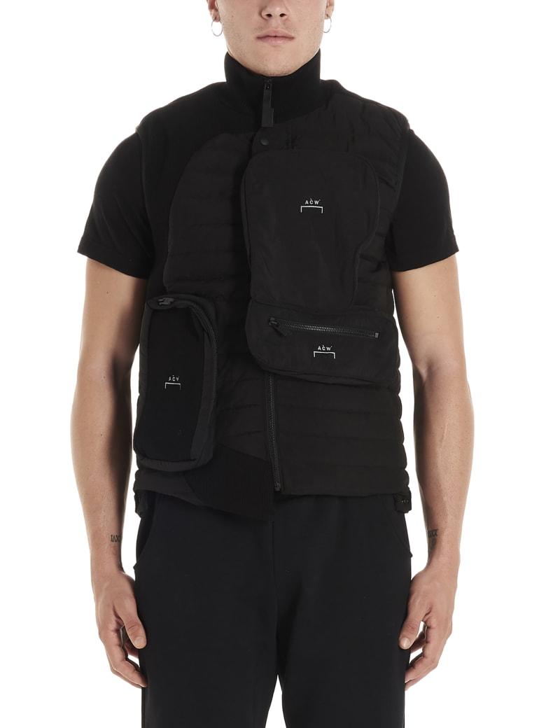 A-COLD-WALL Vest - Black