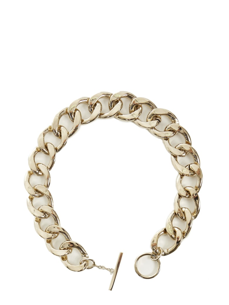 Saint Laurent Necklace - Gold
