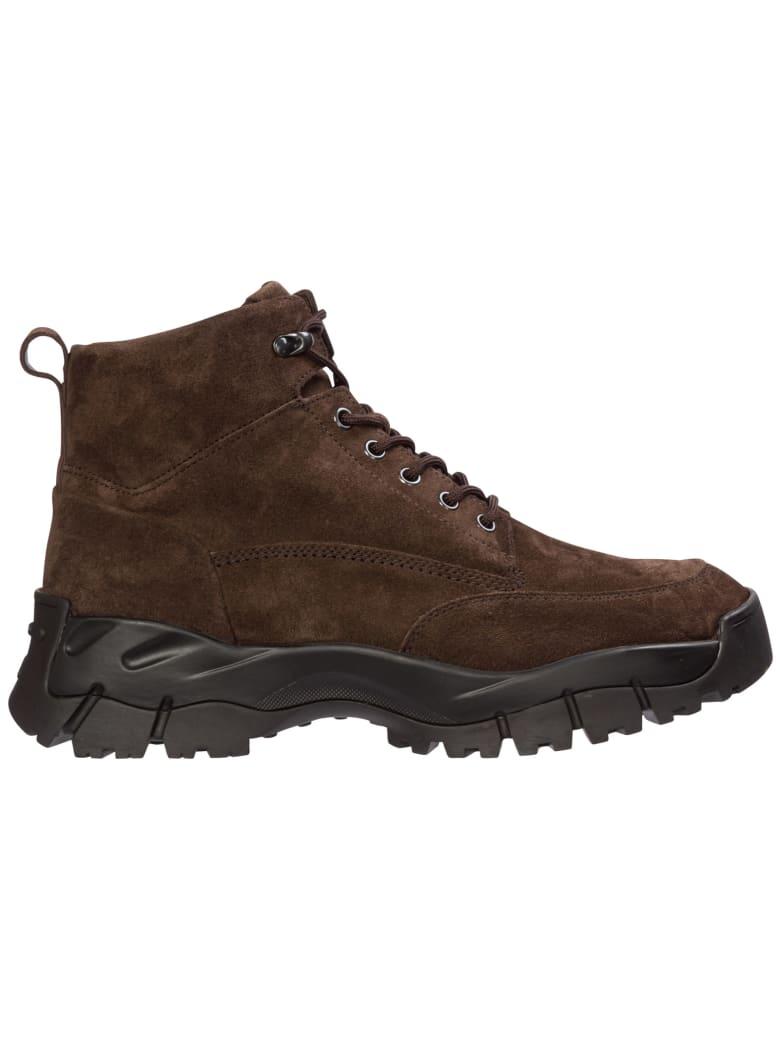 Tod's Mondial Ankle Boots - Testa moro