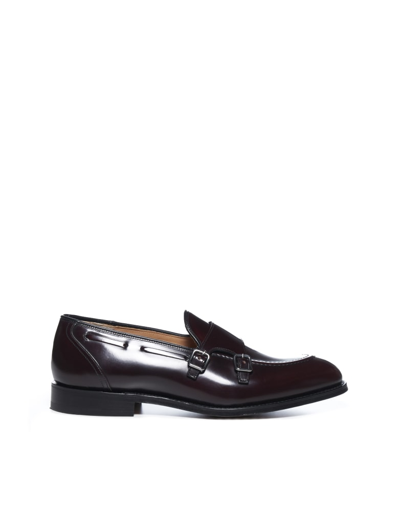Church's Loafers - Burgundy