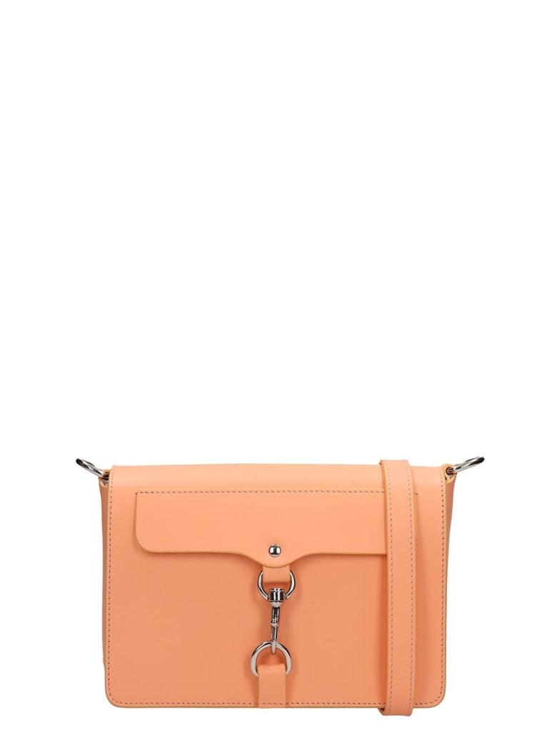 Rebecca Minkoff Orange Leather Bag - orange