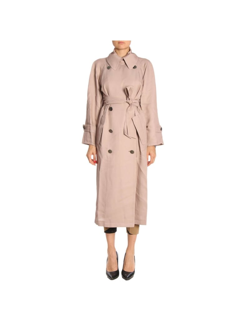 Giorgio Armani Coat Coat Women Giorgio Armani - pink