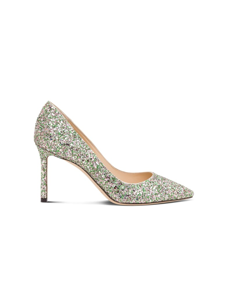 Jimmy Choo Romy 85 Pumps - Green